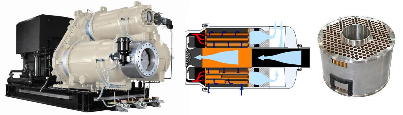 Air Compressor Cooler : Centac cooler intercooler ingersoll rand